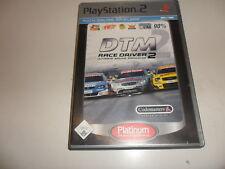 PlayStation 2  DTM Race Driver 2 [Platinum]