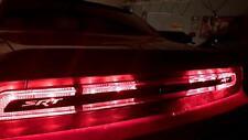 """Dodge Challenger SRT Rear Tail Lights Black Out With """"SRT"""" Fits 2008-14 Models"""