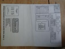 barcrest super deal fruit machine wiring diagram  ( dutch)
