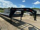Lonestar gooseneck 36 foot car hauler 2022