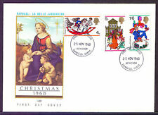 Seasonal, Christmas Pre-Decimal Used British Stamps
