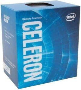 Intel Celeron G3930 2.9 GHz Dual-Core (BX80677G3930) LGA1151 Processor BOX Ver.