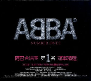ABBA - Number Ones (Taiwan 2006) CD