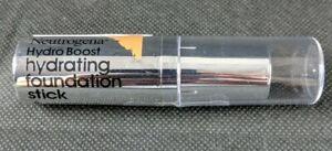 Neutrogena Hydro Boost Hydrating Foundation Stick Hyaluronic Acid 115 Cocoa New