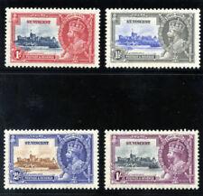 Mint Hinged George V (1910-1936) British St Vincentian Stamps