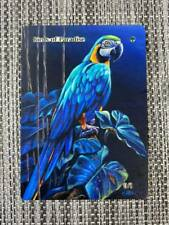 Birds of Paradise MTG Magic Revised New Hand Painted Altered Extended Art <(((-<
