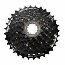 Shimano Altus M2000 CS-HG200 9 Speed 11-34T HG Mountain Bike Cassette - Black