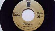 Eli Worden - Velvet Yeux Rare '84 Private Modern Soul 17.8cm Darva