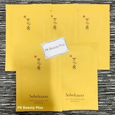 [Sulwhasoo] First Care Activating Mask 5 sheets- Korean cosmetic