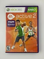 EA Sports Active 2: Personal Trainer - Xbox 360 Game - Complete & Tested