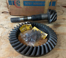 1961 1962 1963 AMC Classic American six NOS 4.11 Ratio ring and pinion gear set