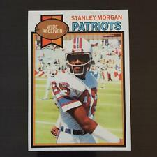 1979 Topps STANLEY MORGAN  #221  New England Patriots  Tennessee Volunteers