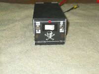 ****STOP****L@@K****Linear Amplifier AM/ Auto SSB/ THE CASE IS SKELETON 150