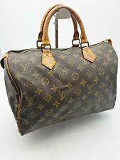 Louis Vuitton Speedy 30 Monogram Genuine