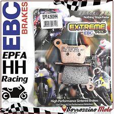 PASTIGLIE FRENO POSTERIORE RACING EBC EPFA368HH KTM SXS 250 2009-2010