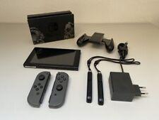 Nintendo Switch Konsole 32GB -  Grau - Diablo 3 Edition