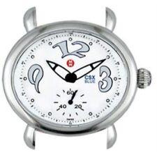 Michele CSX Blue watch HEAD ONLY - NO Strap - mw03e00