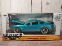 Jada Bigtime Muscle 2008 Ford Shelby GT-500KR 1:24 Scale Diecast Error Car