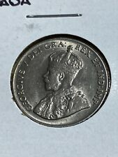 1923 Canada 5 Cents!!