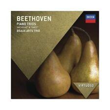 BEAUX ARTS TRIO - LUDWIG VAN BEETHOVEN-KLAVIERTRIO 4,5,7  (CD)  NEU