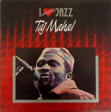 Taj Mahal-I Love Contemporary Jazz LP 1981 CBS Australia ‎– LP CJ 9