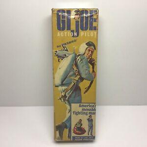 Vintage Hasbro 1964 G.I.JOE Action Pilot #7800 Near Mint In Box
