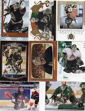 8-sean burke phoenix coyotes card lot #2 nice mix