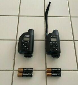 2X Two - PocketWizard Plus III Transceiver PW-PLUS3-FCC 801-130