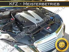 MERCEDES BENZ E300 E350 CDI W212 S212 MOTORÜBERHOLUNG REPARATUR AUSTAUSCH!!!
