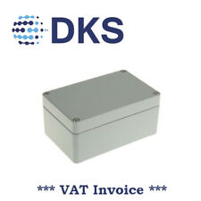 Aluminium Enclosure JB IP66 125 x 80 x 57mm RSPro 760-8963 001101