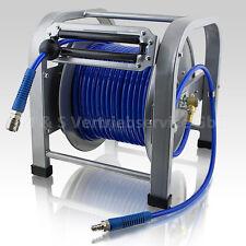 30 Meter Druckluft Schlauchtrommel 30m Automatik Druckluft Trommel Aufroller