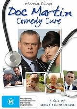 Doc Martin Comedy Cure (DVD, 2011 release, 9-Disc Set)