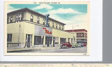 Hotel Pulaski  Pulaski VA   Unused Linen Postcard 8313