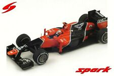 Spark F1 Marussia MR-01 Timo Glock 1/43 Chinese GP 2012