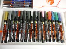 Mr.Hobby Gundam Marker GM01~300 Gunze Color TouchPen PaintWork Bandai from Japan