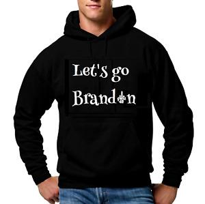 Let's Go Brandon Pullover Hoodie Hooded Sweatshirt
