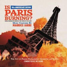 Is Paris Burning? - 2 x CD Complete Score- Limited Edition - Maurice Jarre