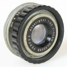 50MM 50/3.5 PERFEX ENLARGING LENS WITH 39MM MOUNTING COLLAR/174250