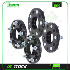 4X Wheel Spacers 5x4.5 to 5x4.5 12x1.5 studs 15mm For Honda Civic Acura 91-2019