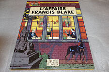 Blake et Mortimer T13 L'affaire Francis Blake EO / Van Hamme / Benoit //