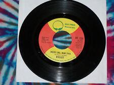 BULLET White Lies, Blue Eyes/Changes Of Mind BIG TREE 1971 VG++