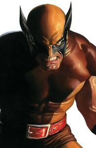 Wolverine #6 | Marvel Comics | Select Option | Variant covers, Ross Timeless