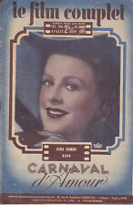 C1 DORA KOMAR Carnaval d Amour KARNEVAL DER LIEBE 1944 ILLUSTRE  Film Complet