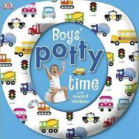 Boys' Potty Time (Dk), DK, Good Book