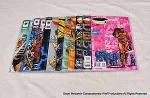 Amorines!  Valiant Comics!  Complete Lot of 12 Issues!