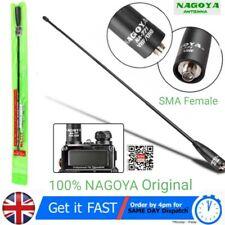 Genuine SMA Female Antenna Nagoya NA-771 dual band high gain handheld Radio 39cm