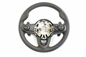 MINI COOPER F56 JCW 2019 LHD Multifunction Leather Steering Wheel 12573307