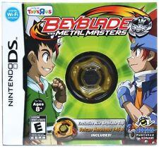 "Beyblade: Metal Masters [Toys ""R"" Us Exclusive] (Nintendo DS, 2011)"