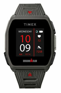 Men's Timex Ironman R300 GPS Smartwatch w/ Optical Heart Rate Style TW5M37600 IQ