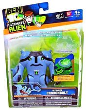 "Ben 10 ULTIMATE CANNONBOLT 4"" ULTIMATE ALIEN Action Figure BANDAI NEW  #27882"